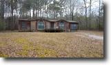 Mississippi Land 2 Acres 3BD/2BA Home For Sale in Oktibbeha County