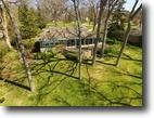 Wisconsin Waterfront 1 Acres Waterfront Estate - Green Lake WI