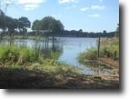 Florida Waterfront 1 Acres Waterfront Lot right on Lovely Lake Tarpon