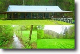Tennessee Land 53 Acres 52.75 Ac w/home 1370 Modock Hollow Rd Clay