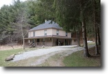 Virginia Waterfront 1 Acres 1890's Farm House with Creek in Front Yard