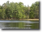 15.5 acres on Miles Lake