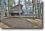 Wisconsin Waterfront 1 Acres Pokegama Lake