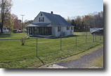 3 BR/1 BA home on 1.3+/- acres w/Buildings