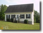 Georgia Land 1 Acres RENTAL: 3/2 Cape Cod in WG School District