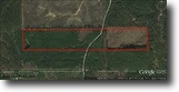 70 Acres For Sale in Choctaw County