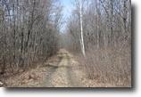 Wisconsin Hunting Land 33 Acres St. Croix Flowage