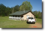 Mississippi Ranch Land 1 Acres 2BD/1BA Home For Sale in Choctaw County