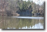 Land on Indian River in Rossie NY 159 acre
