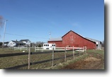 New York Farm Land 52 Acres Horse Farm Mexico NY Indoor Riding Arena