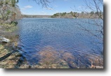 Wisconsin Waterfront 5 Acres Pear Lake