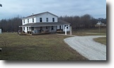 Country home and acreage in Kentucky