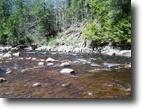New York Hunting Land 1 Acres Land on Independence River Adirondacks NY