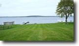 Wisconsin Waterfront 1 Acres Crystal Clear Green Lake - Vacant Parcel
