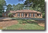 Four Sided Brick Home on 4.5 Acres