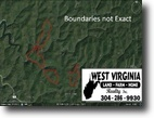West Virginia Hunting Land 191 Acres 0 Cr 58  MLS 103090