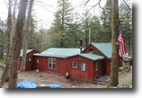 New York Hunting Land 12 Acres Cabin & Camper in Florence NY River Front