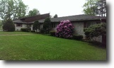Pennsylvania Farm Land 55 Acres Master home & 2 rental houses on orchard