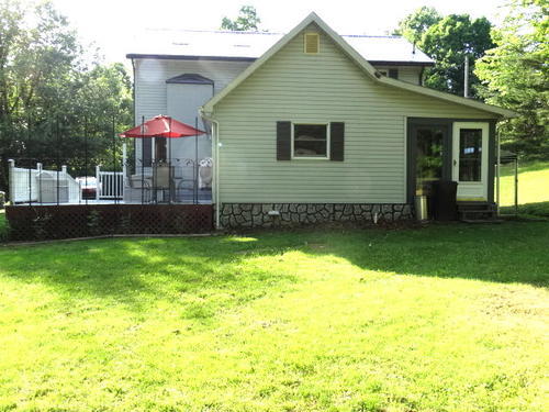 Land Home For Sale 4 Acres Near Big Bend Wv Property