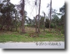 New Smyrna Beach Building Lot