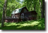 Virginia Land 1 Acres Mountain Home Near Blue Ridge Parkway for