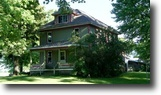 Country Home -3.25 Acres Green Lake County