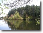 Wisconsin Waterfront 1 Acres Cranberry Lake