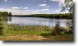 Michigan Waterfront 1 Acres Lot 6 W. Brule Lake Rd., MLS# 1095205