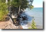 Michigan Waterfront 4 Acres 11345 Liimatainen Rd, L'Anse, MLS# 1095252