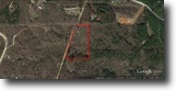 Mississippi Hunting Land 8 Acres Recreational Land in Oktibbeha County