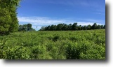 Land in Troupsburg NY Great Views 17 Acres