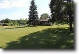 Michigan Land 4 Acres Beautiful home near Chippewa Lake!