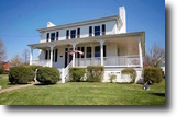 Virginia Land 1 Acres Stately 3 BR/2 BA Home on 1.2+/- Ac & Lot