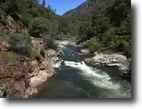 California 20 acre Gold Mining Claim with River