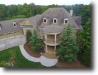 Georgia Land 7 Acres Incredible 6 BR Estate in Oconee County