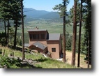 New Mexico Land 83 Acres Auction- Spectacular Mountain Home & Lots