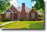 Georgia Land 17 Acres Brick Rach w/ Finished Basement & Pool!