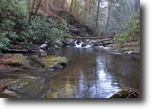 Tennessee Hunting Land 649 Acres Recreational Tract with 2 Miles of Creek