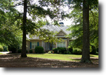 Georgia Land 2 Acres Spacious 5 BR Home in Madison Neighborhood