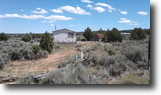 .19 acres with a small 2 bedroom cabin