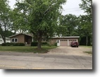 Michigan Land 1 Acres Beautiful home in town!!