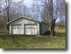 Michigan Land 1 Acres Land Contract! Large Garage!