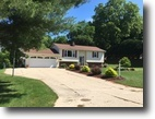 Michigan Land 1 Acres Nice Bi-Level Home!!
