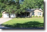 Beautiful home just outside city limits!
