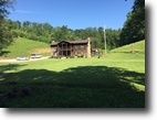 Kentucky Hunting Land 125 Acres Log Home 125+/-ac Elliott Co.KY $369,900