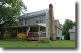 Virginia Land 5 Acres 2BR/2.5BA Home w/Outbuildings on 4.8+/- Ac