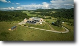 74 Acres with Large Shop, Barn & Sheds in