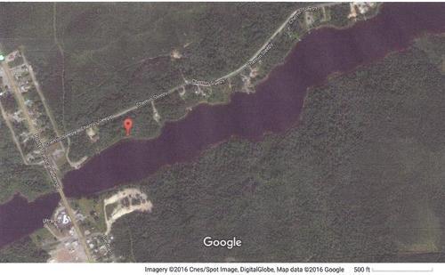 land location satellite view quebec