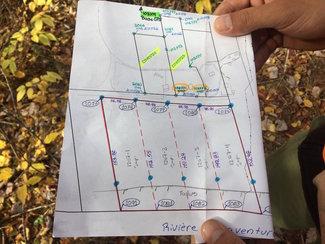 Surveyor Plat Map, now registered