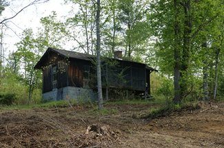 72.051 Acres, Two Rustic Cabins